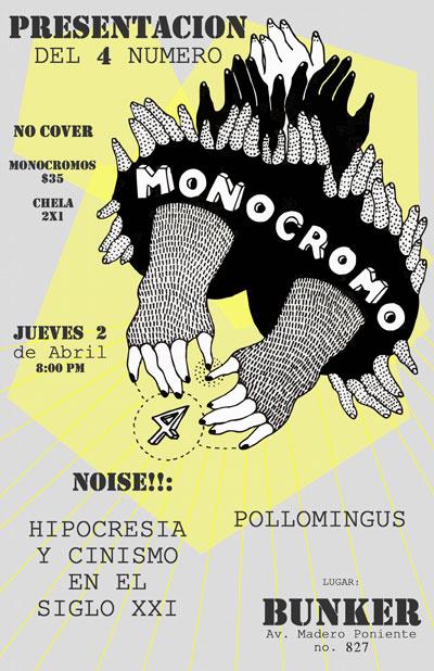 monocromo 4
