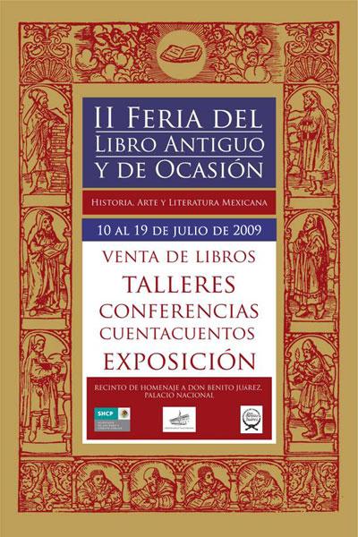 II Feria del Libro Antiguo y de Ocasión