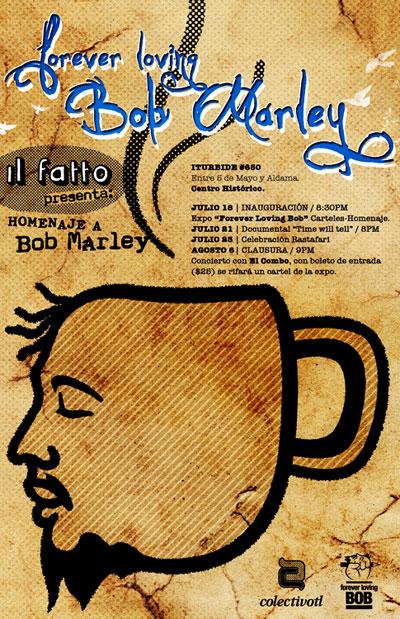 Colectivotl Bob Marley