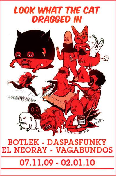 Botlek Vagabundos Neoray Daspasfunky