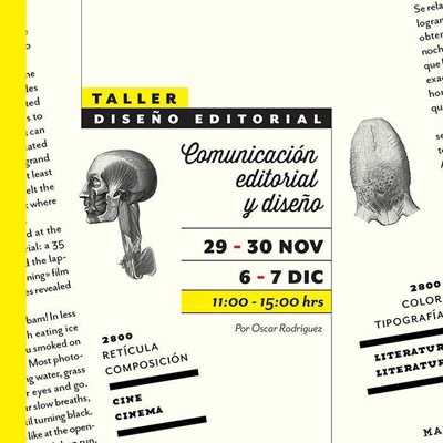 taller editorial